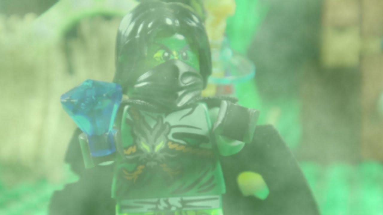 LEGO NINJAGO THE MOVIE PART 20 TRAILER - THE CURSED REALM ...