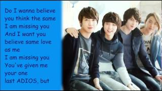 CNBLUE- Don
