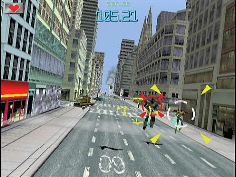 Gunblade NY, 1996 Sega (20 From '96 Part 15)