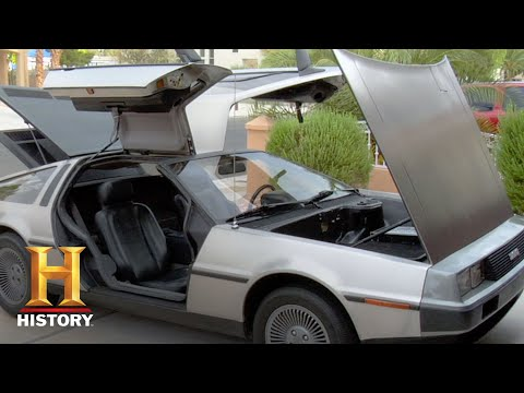 Pawn Stars: 1981 DeLorean Season 3  History