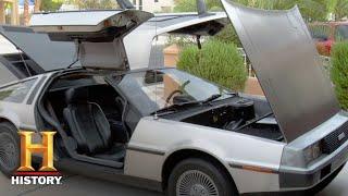 Pawn Stars: 1981 DeLorean (Season 3) | History YouTube Videos