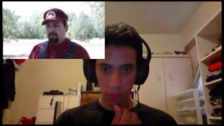 BronyElite01 Reacts: Stupid Mario World - Episode 25 by Rich Alvarez
