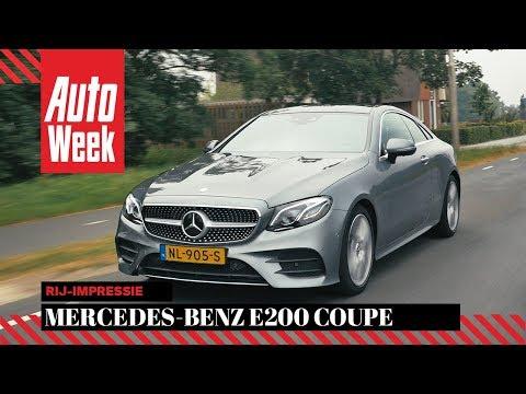 Mercedes-Benz E200 Coupe - AutoWeek Review