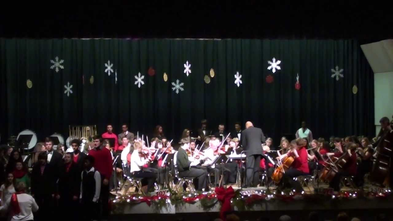 Christmas Music for Orchestra by John Cacavas - YouTube