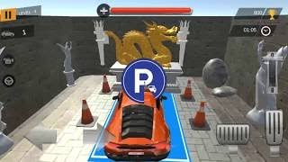 Car Parking in Labirinth 3D Maze - Android Gameplay FHD