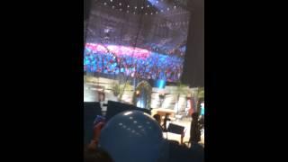ファンたちはJYJの『You`re』を韓国語で歌うイベントと共に「待ってる」...