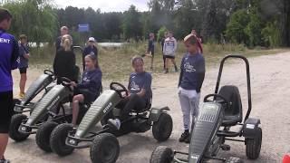 CZ15-Regiocamp z Szabelkami-Wawrzkowizna 2019-Obóz Piłkarski-Gokarty-Zawody-Startuje Nadia 1/2