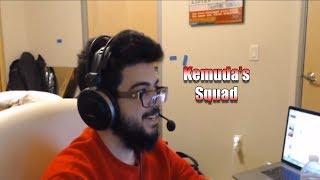 How Kemuda Really Plays Fortnite