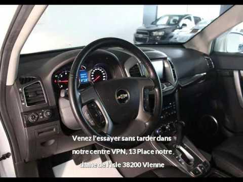 Chevrolet Captiva 2 2 2 Vcdi 184 Ltz Awd Bva A Vendre A Vienne Chez Vpn Autos