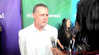 Jason Beghe #ChicagoPD at the 2014 NBCUniversal Summer Press Day #NBCU