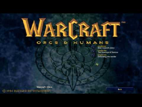 Warcraft 3: Orcs & Humans - Orcs 01 - The Swamps of Sorrow