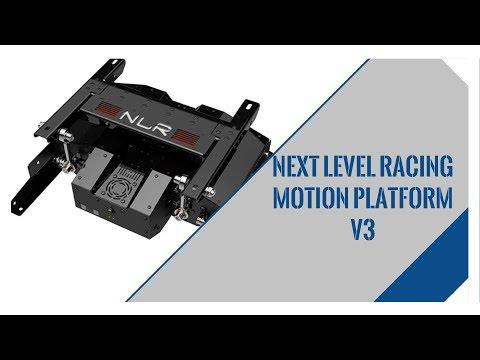 Next Level Racing Motion Platform V3 | DISKUS, spol  s r o