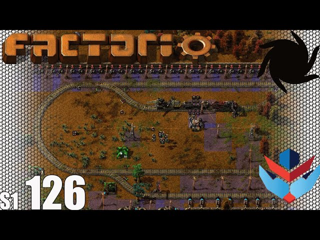 Factorio MP with NOG - S01E126 - The Oil Is Ours