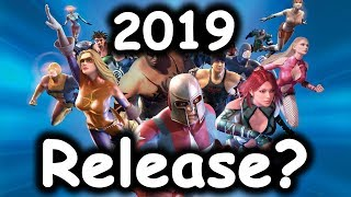City of Heroes Re-Release In 2019 - Would It Be Successful?