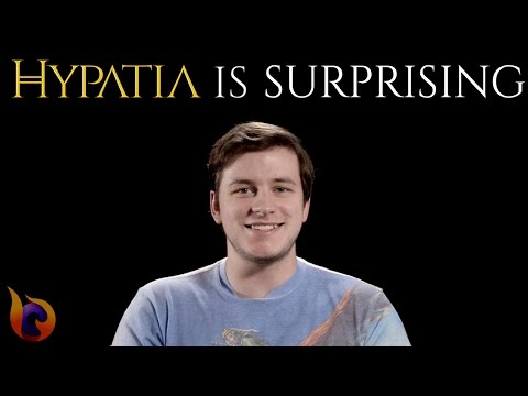 Hypatia Is Suprising | Patrick Arbasak | Programmer