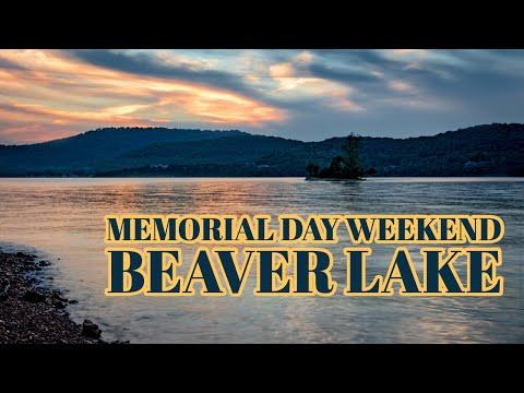 Starkey Campground - Beaver Lake