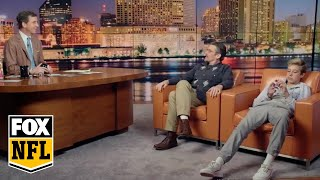 The Manning Hour with special guest Ethan Hawke | MANNING HOUR | FOX NFL