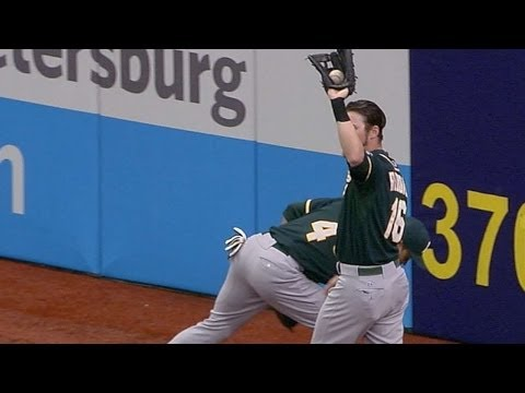 Reddick robs Myers with a tremendous catch