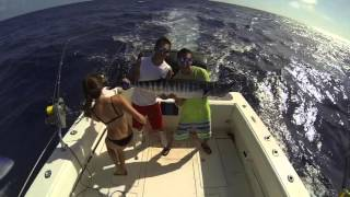Hand Job Fishing - Bimini (1/2016)