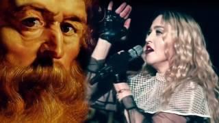 Скачать Madonna Holy Water Vogue HD