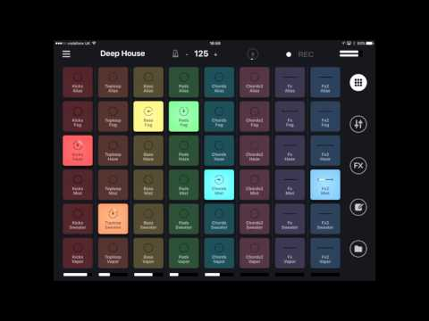 Remixlive from Mixvibes Review (iOS App)