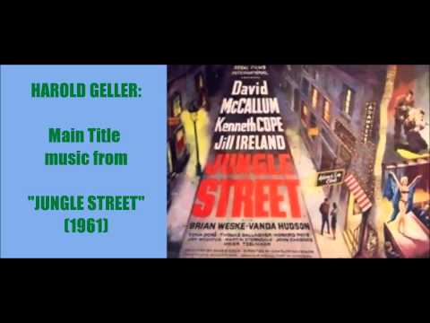 Harold Geller: Main Title music from