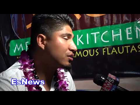 Mikey Garcia On fighting Max Holloway EsNews Boxing