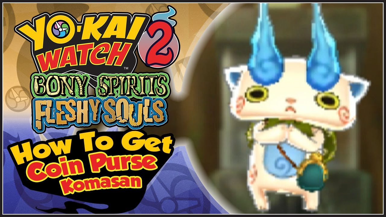 yo kai watch how to get special coin