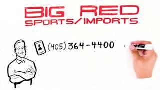 Big Red Kia Norman Mitsubishi