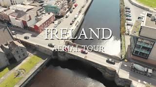 Beautiful Ireland Aerial Tour 4K | DJI Mavic Air | Dublin | Cliffs of Moher | Northern Ireland