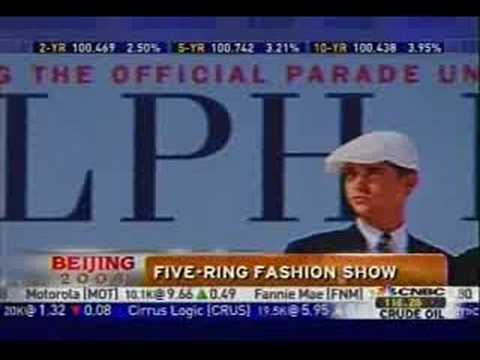 Polo Ralph Lauren U.S. Olympic Team Parade Outfits Unveiled At Beijing Opening Ceremony