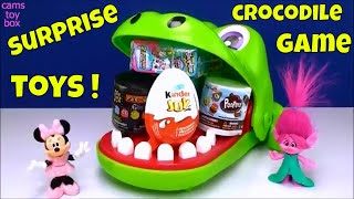 Kids Games with Toy Surprises