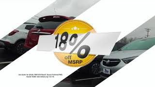 Boyle Buick GMC- Test Drive the Encore TODAY!