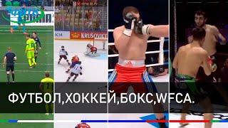 Новости спорта. Футбол,хоккей,бокс,WFCA.