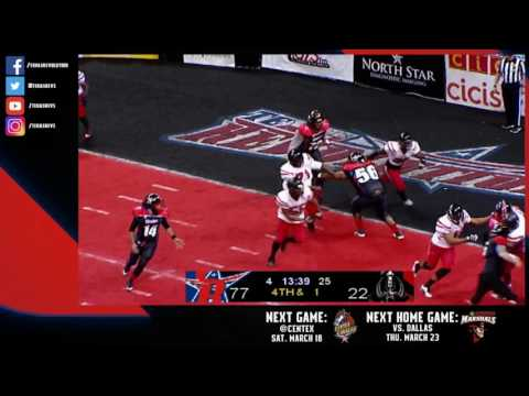 2017, Game 1 Highlights: Fort Worth Stealth @ Texas Revolution