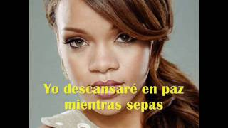 Final Goodbye (Rihanna) Traducida al Español.wmv