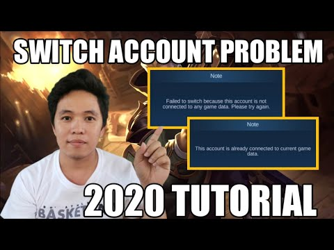 STEP BY STEP ON HOW TO SWITCH ACCOUNT USING FACEBOOK 2020 (TAGALOG)