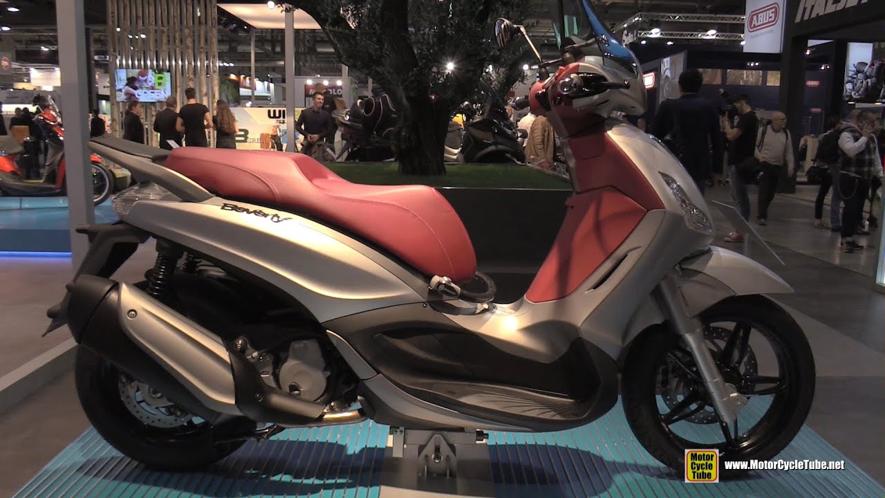 2016 piaggio beverly sport touring 350 abs asr scooter