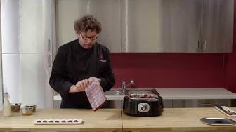 La Chocolatière - Frifri - Astuce - Faire des pralines moulées