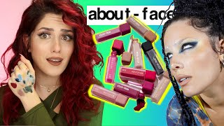 Musste Video abbrechen: Halsey Make up About-face