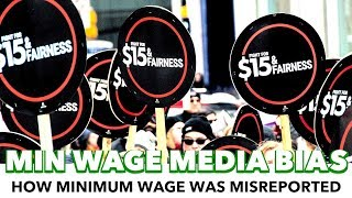 Canadian Media Lies About Minimum Wage, Just Like U.S. Media