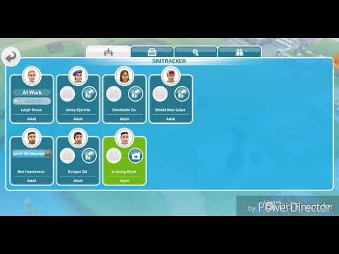 DO TAI CHI IN PARK FOR SIMS FREEPLAY.