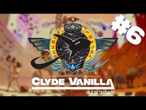 Clyde Vanilla #6 - L'Enfer Jaune