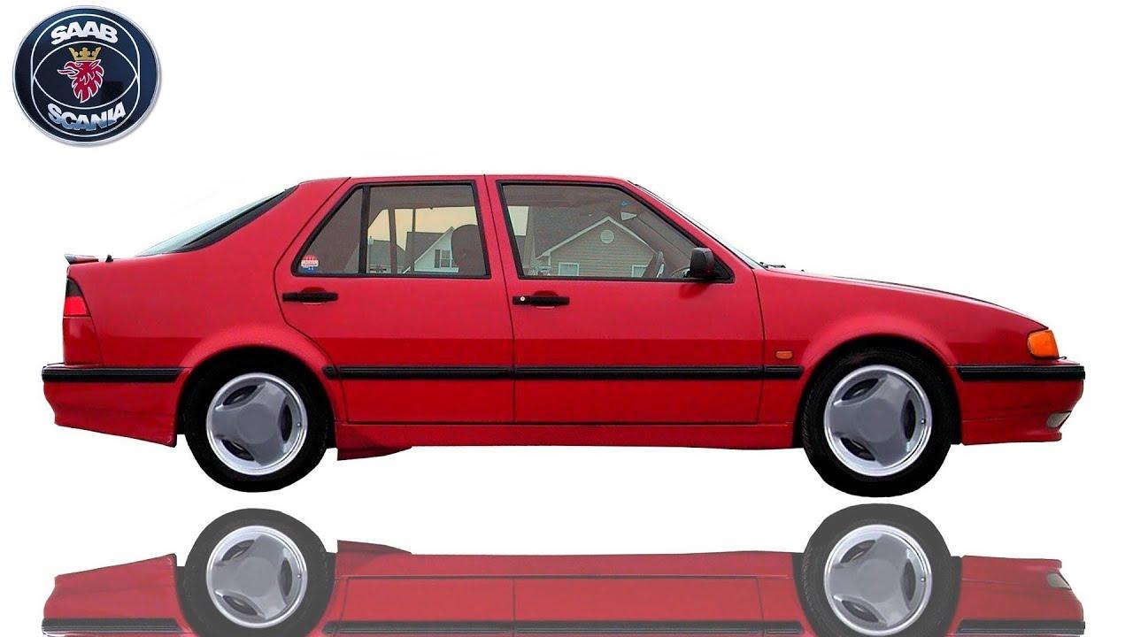 1993 saab 9000 aero tipo quattro sport hatchback youtube. Black Bedroom Furniture Sets. Home Design Ideas