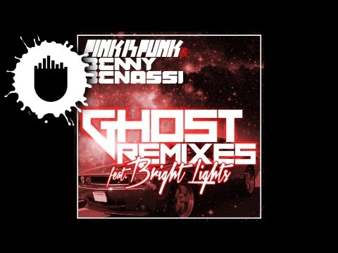 Pink Is Punk & Benny Benassi feat. Bright Lights - Ghost (Dyro Remix) (Cover Art)