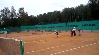 теннис групповое занятие(, 2011-09-08T18:10:26.000Z)