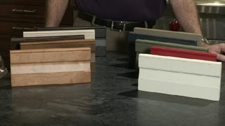 Paint Colors For Repainting Or Staining Kitchen Cabinets : Kitchen Plans