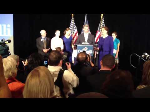 Ken Cuccinelli's concession speech