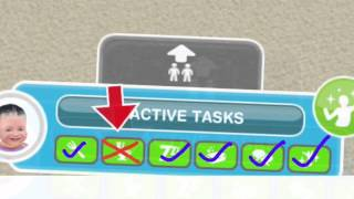 How to make your baby pee sims freeplay
