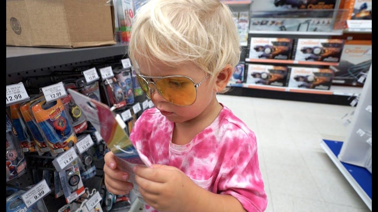 Mini Jake Paul Buys Jake Paul A NEW WATCH!! **Broke His Rolex**